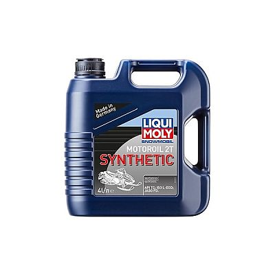 Масло моторное 2T Synthetic Liqui Moly 2246, 4л