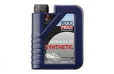 Масло моторное 2T Synthetic Liqui Moly 2382, 1л